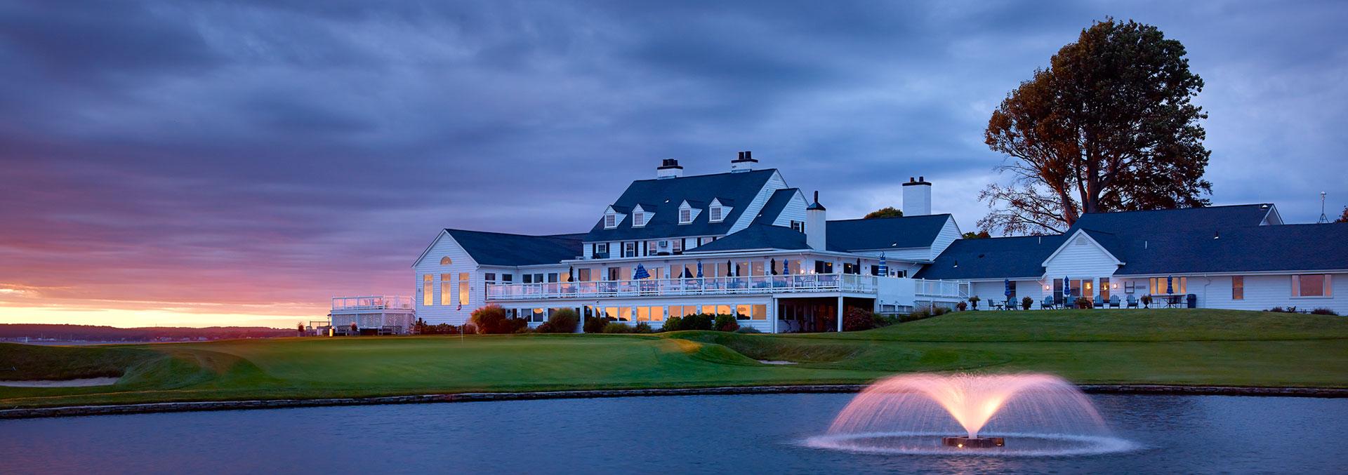 Rhode Island Country Clubs Weddings